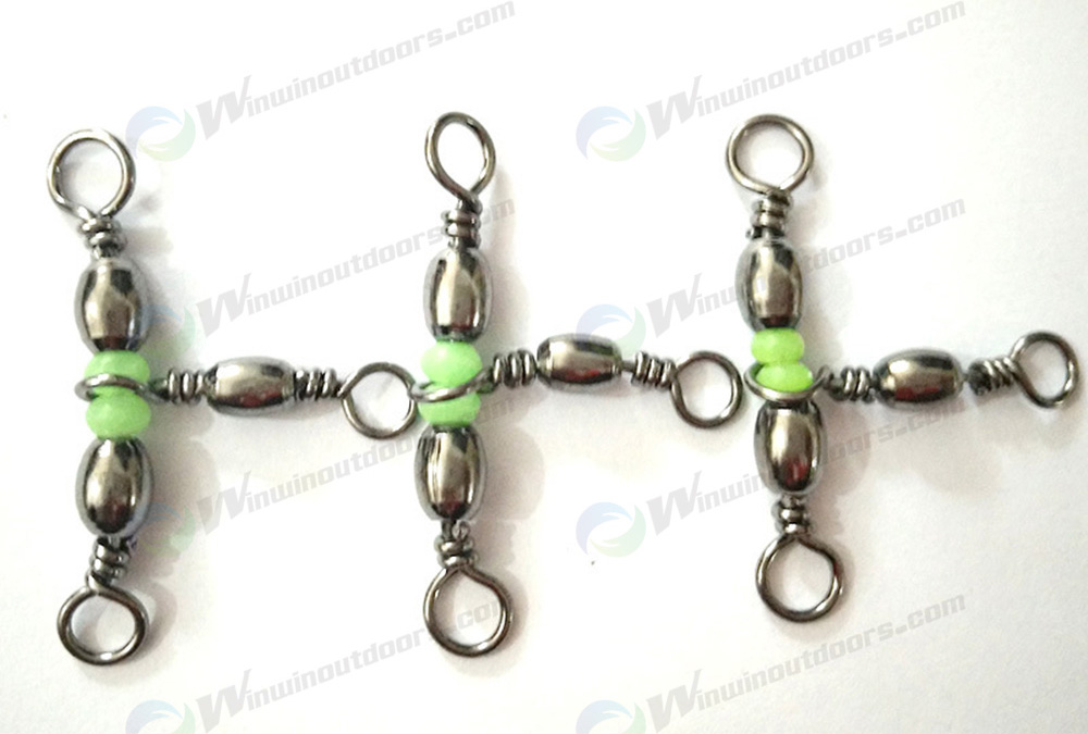 Barrel triple swivels style C WWS 206