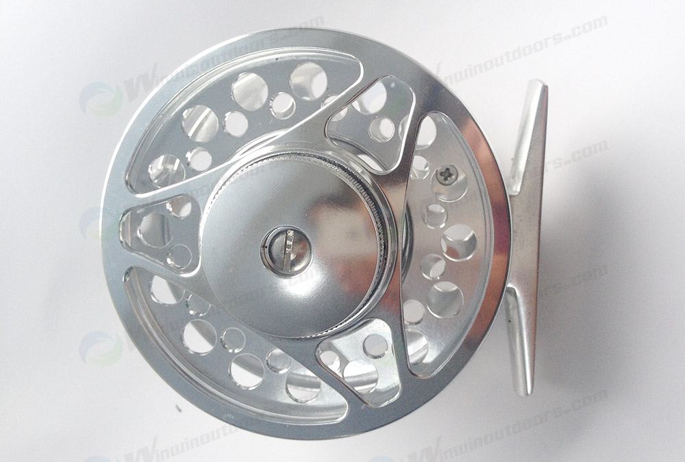 CNC Alloy Fly Fishing Reel WRF25
