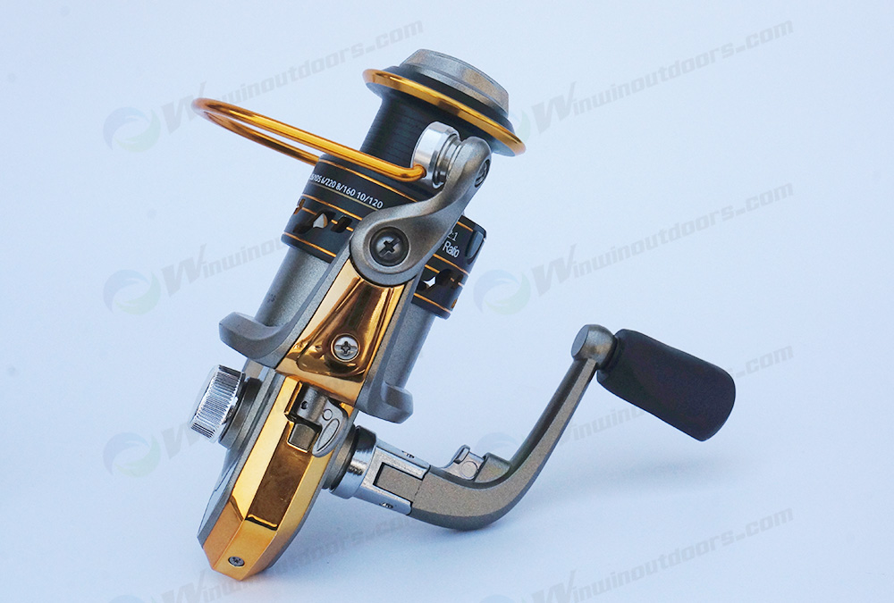Front Darg Spinning Reel WRS62