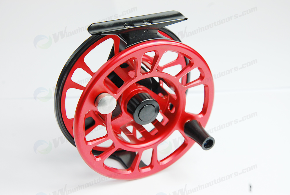 CNC Alloy Fly Fishing Reel WRF21