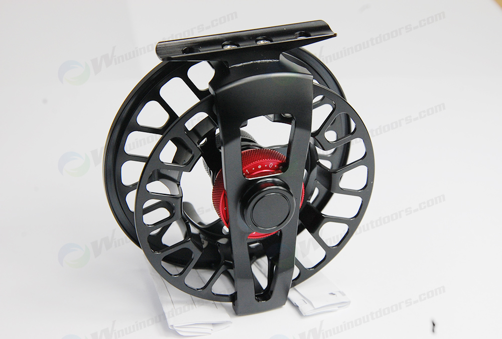 CNC Alloy Fly Fishing Reel WRF50